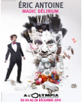 spectacle Magic Delirium de Eric Antoine