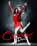 spectacle Carmen Danse de Carmen Danse (siberian National Ballet)