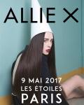 concert Allie X