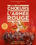 concert Choeurs De L'armee Rouge