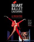 spectacle  de Bejart Ballet Lausanne
