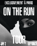spectacle On The Run de Beyonc�