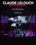 spectacle  de Claude Lelouch En Musique