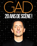spectacle Gad Elmaleh 20 Ans De Sc�ne de Gad Elmaleh