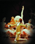 spectacle  de La Belle Au Bois Dormant (st Petersbourg Ballet Theatre Spbt)