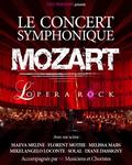concert Mozart - L'op�ra Rock