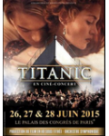 spectacle  de Titanic En Cine Concert