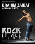 spectacle Rock It All Tour de Brahim Zaibat