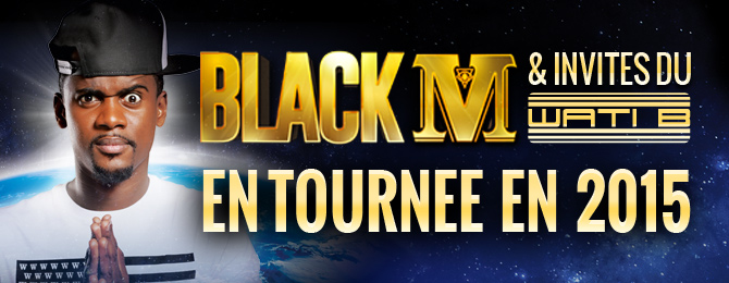 Black M et invités du Wati B