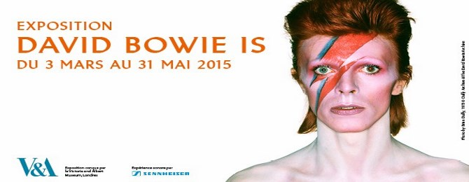 Exposition David Bowie