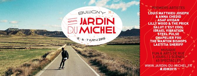 Festival Jardin du Michel 2015