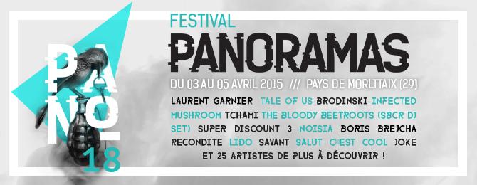 Festival Panoramas 2015