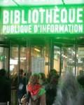 Visuel BIBLIOTHEQUE PUBLIQUE D'INFORMATION - CENTRE GEORGES POMPIDOU A PARIS (BPI)