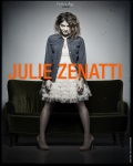 Julie Zenatti au Theatre 13