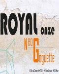 Visuel ROYAL ONZE / NEO GOGUETTE