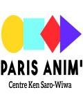 Visuel CENTRE PARIS ANIM' KEN SARO WIWA
