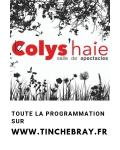 Visuel LE COLYS'HAIE A TINCHERAY BOCAGE