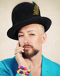 spectacle  de Boy George