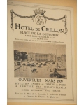 Visuel SALON DE L'HOTEL CRILLON