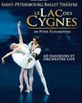 spectacle  de Le Lac Des Cygnes (st Petersbourg Ballet Theatre)