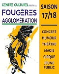 Visuel THEATRE VICTOR HUGO A FOUGERES