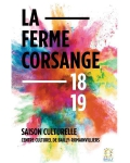 CENTRE CULTUREL LA FERME CORSANGE A  BAILLY ROMAINVILLIERS