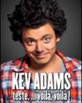 spectacle Voila Voila ! de Kev Adams