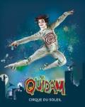 spectacle  de Quidam (cirque Du Soleil)