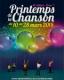 PRINTEMPS DE LA CHANSON