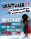 FESTIVAL CRAZY WEEK