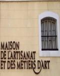 Visuel MAISON DE L'ARTISANAT ET DES METIERS DES ARTS
