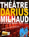 Visuel THEATRE DARIUS MILHAUD
