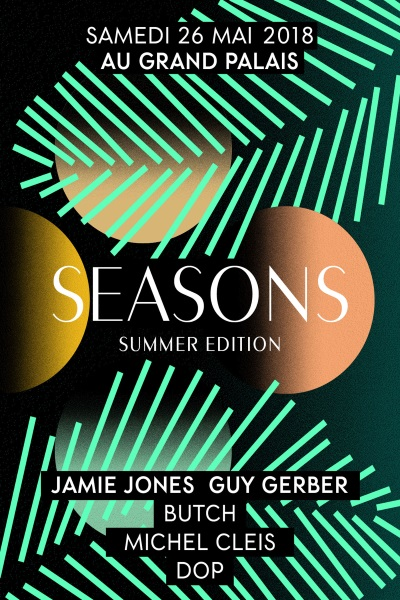 SEASONS - SUMMER EDITION