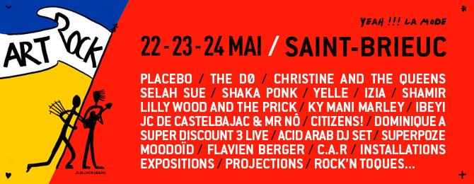 Festival Art Rock 2015