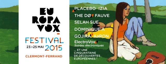 Festival Europavox 2015