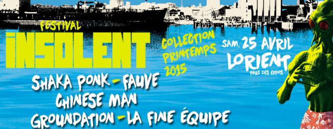Festival L'insolent 2015