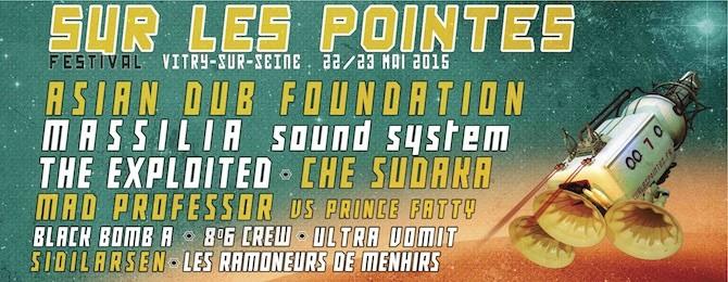 Festival Sur les Pointes 2015