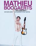 Mathieu Boogaerts à Paris la Java