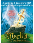 spectacle  de Merlin L'enchanteur