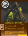 AFRICAN REMIX (EXPO GREAT BLACK MUSIC)